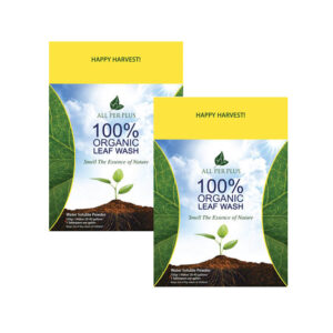 Organic Leaf Wash Powder