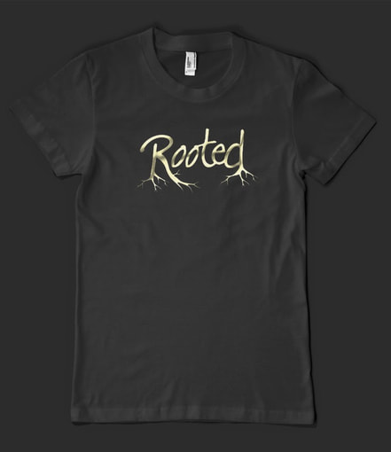 rooted-comp t-shirts